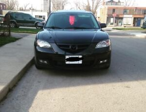 2007 Mazda 3 GT - $2,500 AS IS