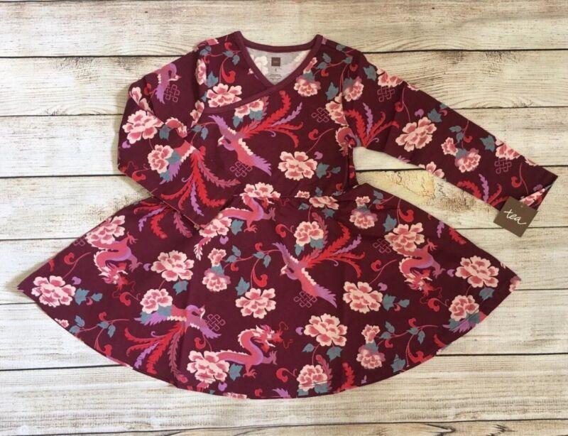 NWT TEA COLLECTION dress girl 3