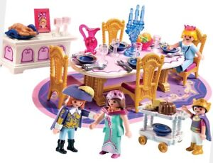 Playmobil Princess Royal Banquet room