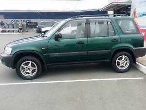 2001 Honda CR-V Wagon (4X4) - Auto - RWC - Bluetooth -4 Cylinders Cleveland Redland Area Preview