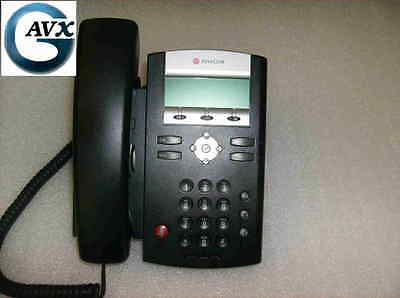 Polycom Soundpoint Ip 321 Voip Sip Ip Phone 90day Warranty New In Box