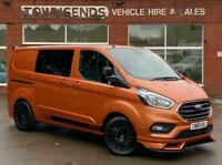 2019 Ford Transit Custom 2.0 EcoBlue 170ps Auto Low Roof Limited Van Auto PANEL