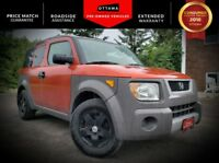 2004 HONDA ELEMENT                 *****FEEL THE DIFFERENCE***** Ottawa Ottawa / Gatineau Area Preview