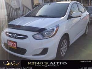 2013 Hyundai Accent GLS, HEATED SEATS