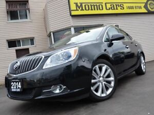 2014 Buick Verano Conv!LeatherSeats!BackupCam!Only$128/bi-weekly