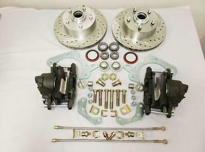 1969-70 Chevy Stock Height Standard Disc Brake Conversion Kit 11