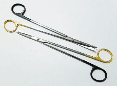 Gorney Face Lift Scissors Supercut 8 Strcvd Flat Tip Plastic Surgery Germany