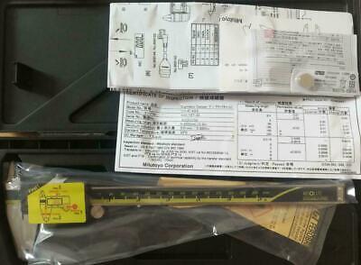 Mitutoyo 0-8 0-200mm Digital Digimatic Vernier Caliper 500-197-30