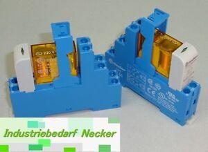 48.61.8.230.0060 - Finder Koppel Relais 230V AC 1 Wechsler 16A