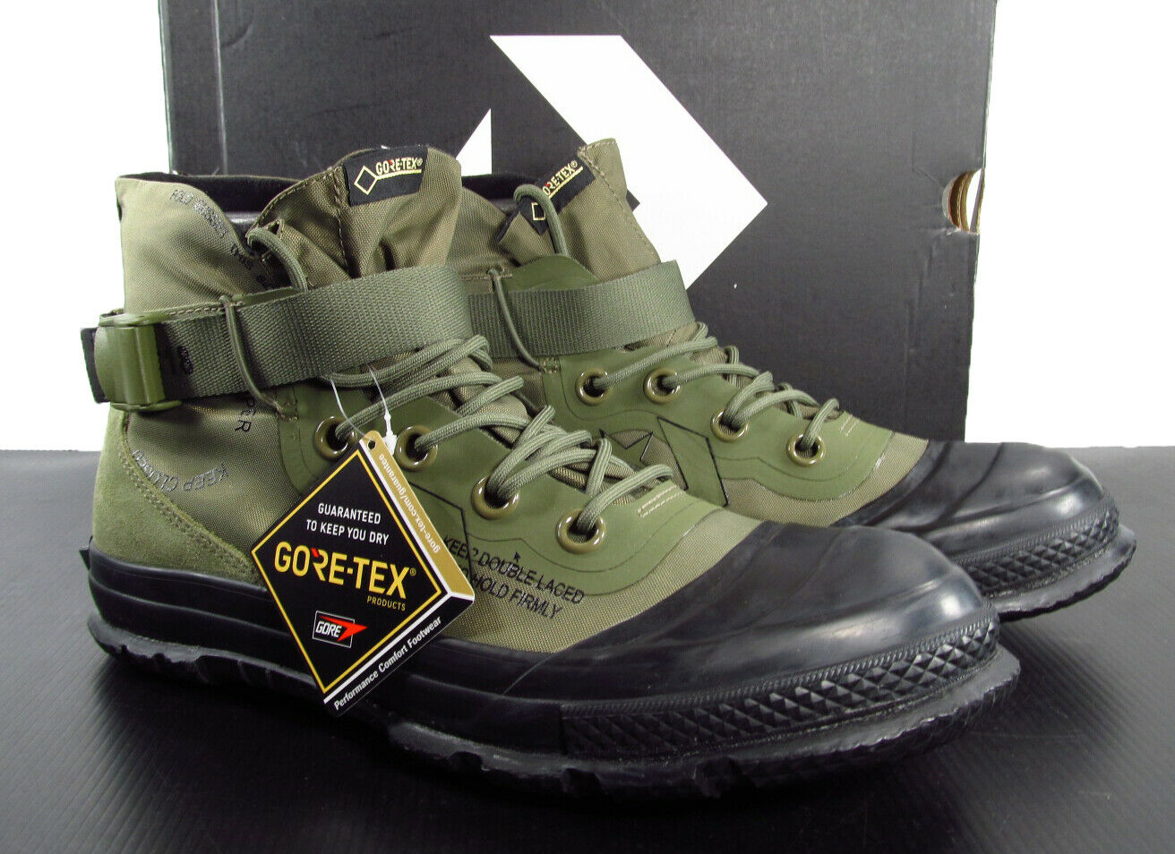 Converse Fastbreak MC18 Gore-Tex Boot High Mountain Club 163