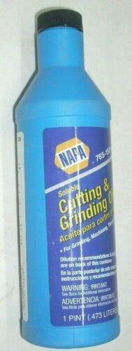 Napa 765-1526 Soluble Cutting & Grinding Oil 1 Pt Grind Machine Thread Cut Taper