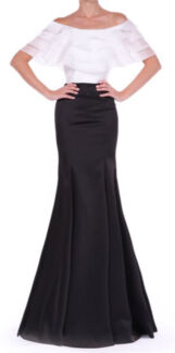 Isabel Garcia Black & White Dress New w tags RRP $517