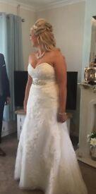Beautiful Bridal Wedding Dress