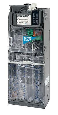 New Mei Conlux Mcm5-4 Vending Machine Mdb Coin Changer 2 Year Warranty