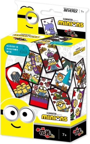 Hanafuda Japanese Playing Cards Flower cards Minions