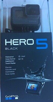 Brand New GoPro Hero 5 Black 4K Ultra HD Camera