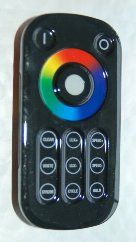 Tetrapond color changing led light remote control NEW