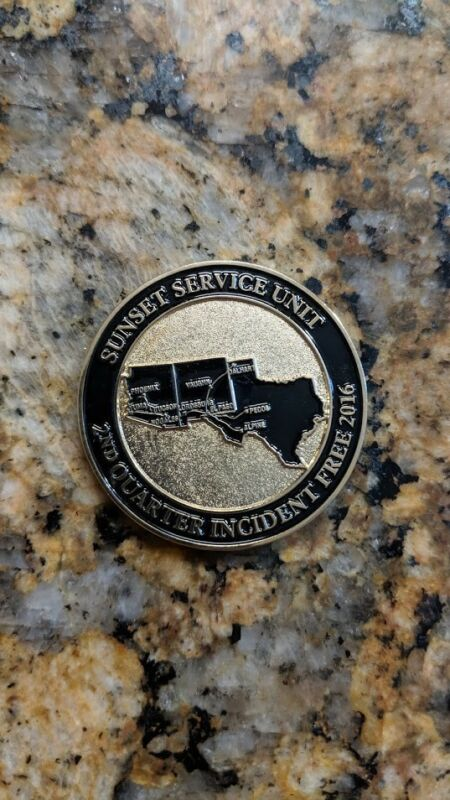 Union Pacific Safety Coin