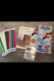 3Doodler Create and extras, only used once, worth over £170!