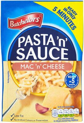 Batchelors Pasta Y Salsa Macarrones Queso 6 X 99g