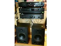 Cambridge/Denon/Sony/Gale Hi-Fi.
