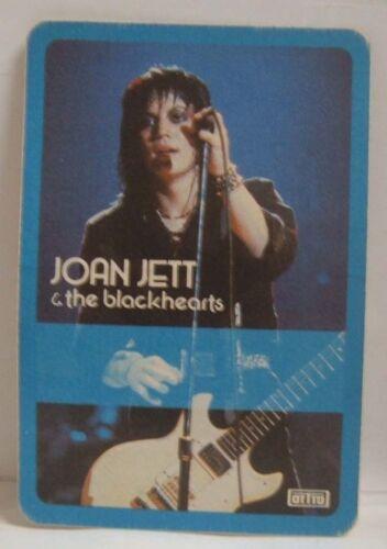 JOAN JETT - VINTAGE ORIGINAL 1982 CLOTH TOUR CONCERT BACKSTAGE PASS *LAST ONE*