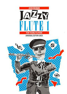 Jazzy Flute 1 Flute And Piano Reeman, John Flute And Piano