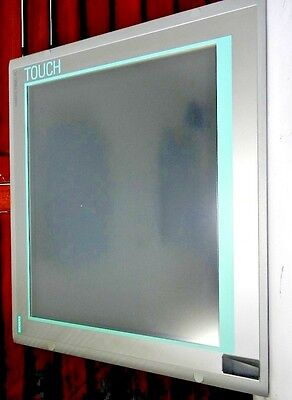 Siemens Simatic Hmi Ipc 477c 4gb Touch Screen Panel Pc - S 2591a10
