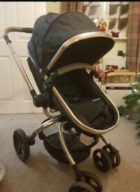 Mothercare orb pram 2in 1