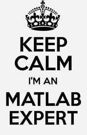 MATLAB Assignment Help - C, C++, C#, Word press, Java, Java script, Databases, HTML, Python , Tutor