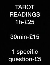 TAROT READINGS AND ESOTERIC SESSIONS....LECTURAS DE TAROT Y SESIONES ESOTERICAS