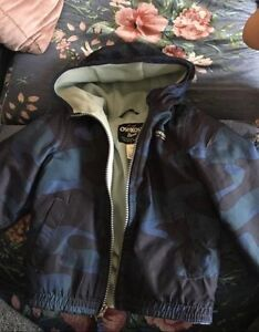 12 month boys  camo jacket