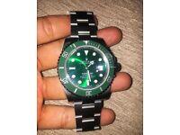 Beautiful Rolex submariner watch