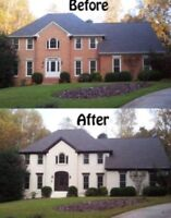 Want to Paint the whole house ? Call us