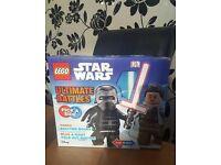 New!! Star Wars Ultimate Battles Book set