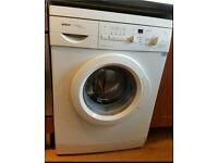 Bosch washing machine free delivery