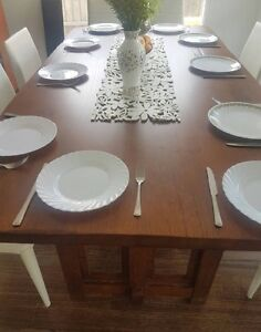 8 seater dining table Mentone Kingston Area Preview
