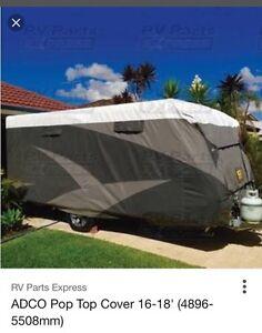"ADCO 16-18"" pop top caravan cover Kirwan Townsville Surrounds Preview"
