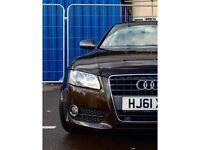 Audi A5 SE TDI 2011 143 sportback 2.0 61 plate