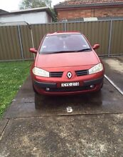 Renoalt megane for sale 147000km $3200 The Rocks Inner Sydney Preview