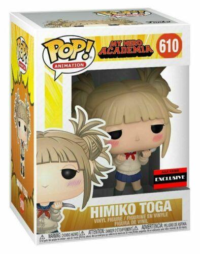 Funko Pop My Hero Academia #610 Himiko Toga (AAA Anime Exclusive)