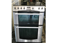 Belling ceramic electric cooker stainless 60 cm