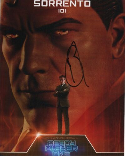 Ben Mendelsohn Ready Player One Autographed Signed 8x10 Photo COA #0A118