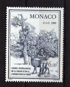 Monaco-1995-C-I-C-1995-Neuf-MNH