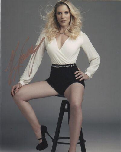 Katee Sackhoff Autographed Signed 8x10 Photo COA #S3