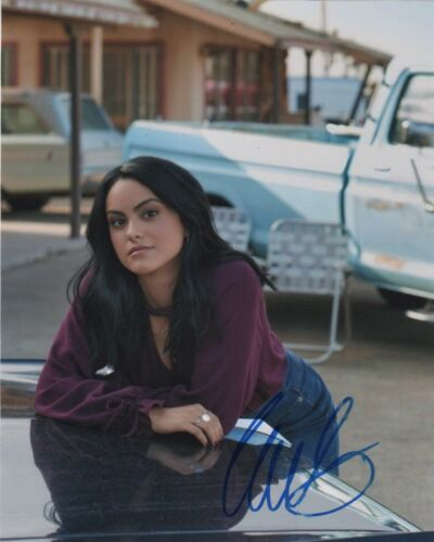 Camila Mendes Riverdale Autographed Signed 8x10 Photo COA #S17