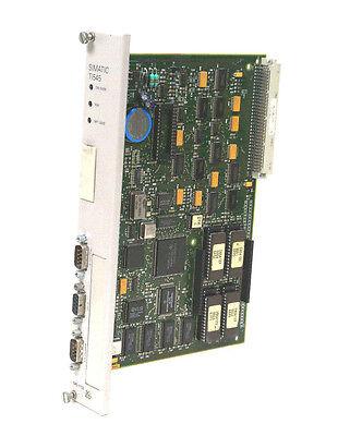 Used Siemens 545-1102 Cpu Module 5451102