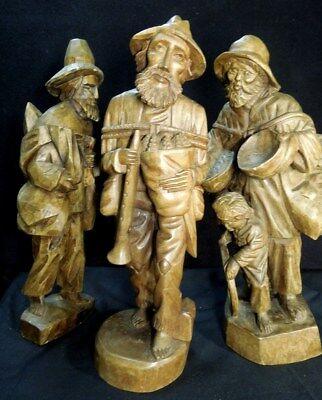 Antique Wooden The Wayfarers (Wooden Wayfarers)