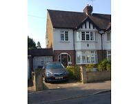 Semi-Detached House near Station in North Chingford