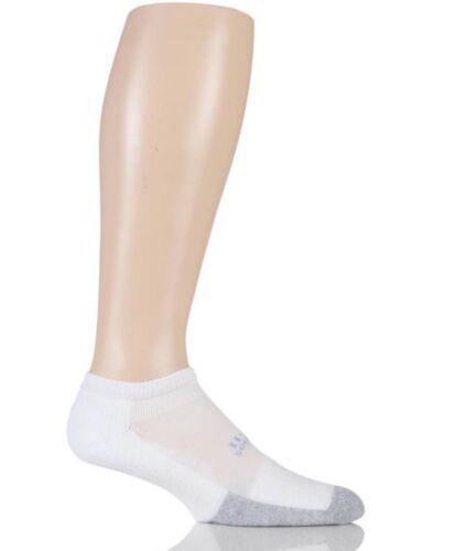 Thorlo Tennis Protection Lite Padded Micro Mini Socks Size UK 3.5 To 5